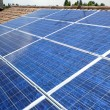Little photovoltaic system — Stock Photo #50174819