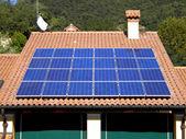 Sürdürülebilir enerji — Stok fotoğraf