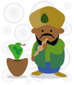 India design — Vector de stock