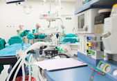 Before patient come in operating room — Stockfoto