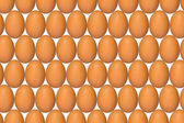 Eggs and more eggs — Stock Photo