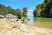 Phuket tapoo island — Photo