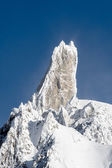 Mont blanc view  — Stock Photo