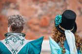 Travel to Venice, Italy - carnival — Foto de Stock