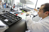 Stock Images of Hublot Watch Factory — Stock Photo