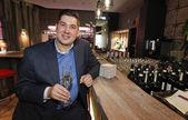 Kaefer Schweiz AG opens new Restaurant in Basel, Switzerland — Stock Photo