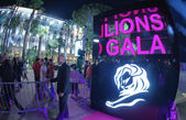 Cannes Lions International Advertising Festival — Stock Photo