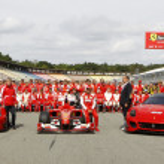 Ferrari Racing Days at Hockenheim — Stock Photo #50652089