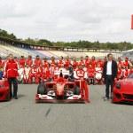 Ferrari Racing Days at Hockenheim — Stock Photo #50651679