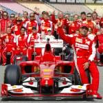 Ferrari Racing Days at Hockenheim — Stock Photo #50651831