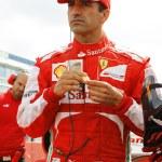 Ferrari Racing Days at Hockenheim — Stock Photo #50652045