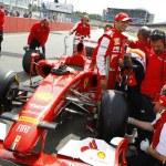 Ferrari Racing Days at Hockenheim — Stock Photo #50652047