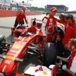 Ferrari Racing Days at Hockenheim — Stock Photo #50652135