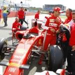 Ferrari Racing Days at Hockenheim — Stock Photo #50652137