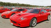 Ferrari Racing Days at Hockenheim — Stock Photo