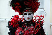 Venice carnival's mask — Stock Photo