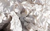 Crumpled paper — Стоковое фото