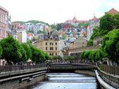 Karlovy vary. — Foto Stock