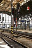 Railway. — Stock Photo