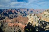 Le colorado aux états-unis du grand canyon, arizona — Photo