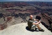 Grand Canyon Colorado United States, Arizona — Stock Photo