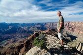 Grand Canyon Colorado United States, Arizona, Lipan Point — Stock Photo