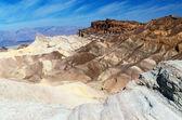 Death Valley, National Park, Zabriskie Point — Stock Photo
