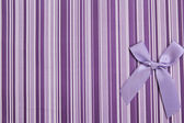 Gift wrap paper with ribbon — Стоковое фото