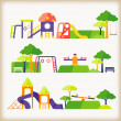 Playground — Stock Vector #46277151