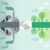 środowisko — Wektor stockowy