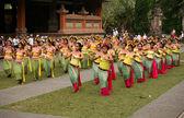 Balinese ladies dance — Foto de Stock
