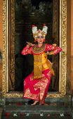 Bailarina balinesa — Foto de Stock