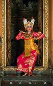 балийская dancer — Стоковое фото