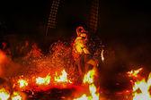"""Balinese mythology play called """"Kecak"""". — Stockfoto"""