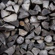 Pile of wood logs — Stock Photo #46607687