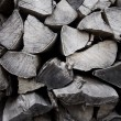 Dry chopped firewood logs — Stock Photo #46607823