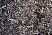Natural wood shavings — Stock Photo