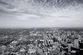 Vancouver Panorama fotografie — Stock fotografie