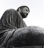 Great Buddha at Kamakura — Stock Photo