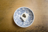 Japanese tofu — Stock Photo