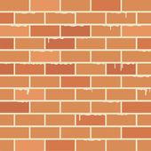 Fondo de pared de ladrillo — Foto de Stock