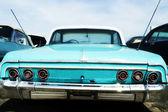 Americana automobile — Stock Photo