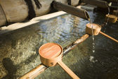 Water purification — Stock Photo