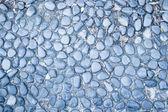 Pebbles on the street — Stock Photo
