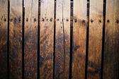 Pannelli in legno vecchi — Foto Stock