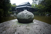 Stone Lantern — Stock Photo