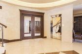 Luxusní hotel lobby — Stock fotografie