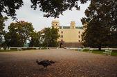 Orlik Castle — Stock Photo