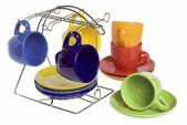 Teacups — Stock fotografie