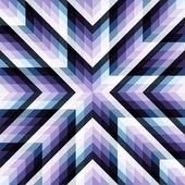 Abstrakta geometriska vektor bakgrund och plats för text — Stockvektor